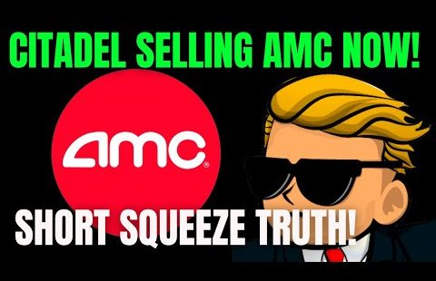 AMC STOCK 🔥 CITADEL SELLING EVERYTHING & LEAVING! AMC SHORT SQUEEZE UPDATE!