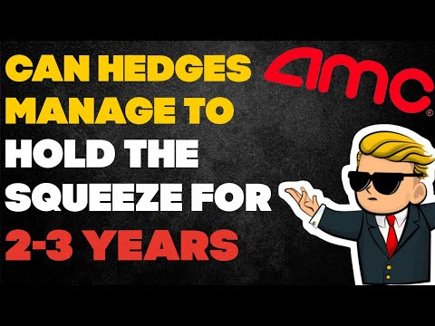 AMC Stock – Can The Squeeze Streak 2 or Extra Years?