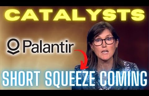 Palantir Short Squeeze Coming?!? Demo Day Day after these days BIG CATALYSTS – PLTR stock