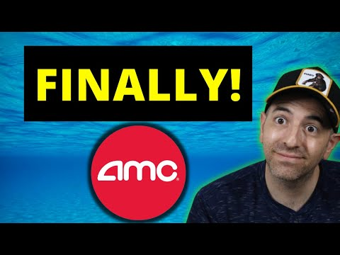AMC STOCK – IT FINALLY COULD BE HAPPENING!!!