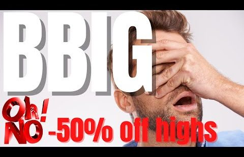 BBIG Stock Analysis, Vinco Ventures, Down 50% From Highs!