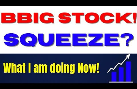 TOP STOCK NOW $BBIG WATCH BEFORE WEDNESDAY 🚀 WILL THIS PENNY STOCK GO CRAZY? KEY LEVELS 🔥 WATCH ASAP