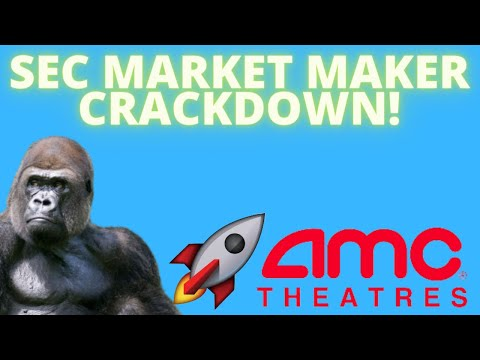 AMC IS READY TO EXPLODE AGAIN BECAUSE OF THIS! – SEC GOING AFTER MARKET MAKERS!-(Amc Stock Prognosis)