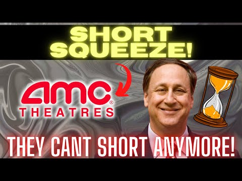NEW EVIDENCE: The AMC Brief Squeeze is getting very end! AMC Stock Analysis SHORT INTEREST 215%!!