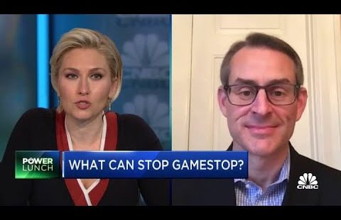 GameStop seems to be to be the 'quick squeeze of all quick squeezes': Tesley analyst