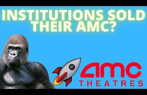 AMC STOCK: INSTITUTIONS LIQUIDATING THEIR POSITIONS? – HEDGE FUNDS MADE A HUGE MISTAKE!