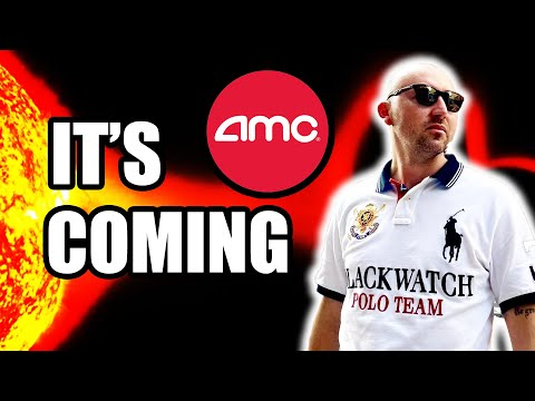 AMC STOCK | IT'S COMING THEY SAID