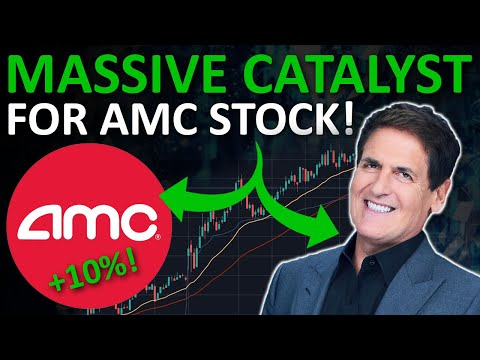 AMC STOCK JUST GOT THIS MASSIVE CATALYST (AMC STOCK SHORT SQUEEZE, PREDICTIONS, AND NEWS)