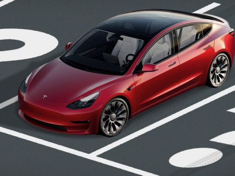If there were a 'Big Three' of electric vehicle makers, who would join Tesla?