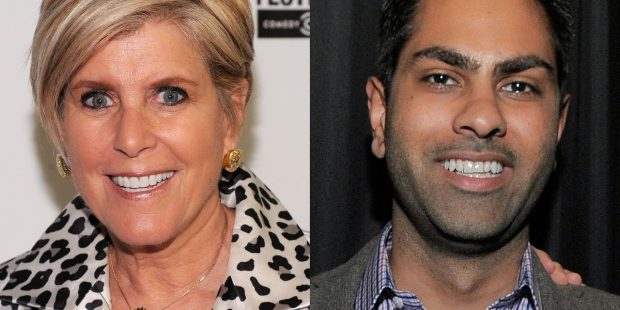 This is what both Suze Orman and Ramit Sethi say you should do if you're worried about inflation