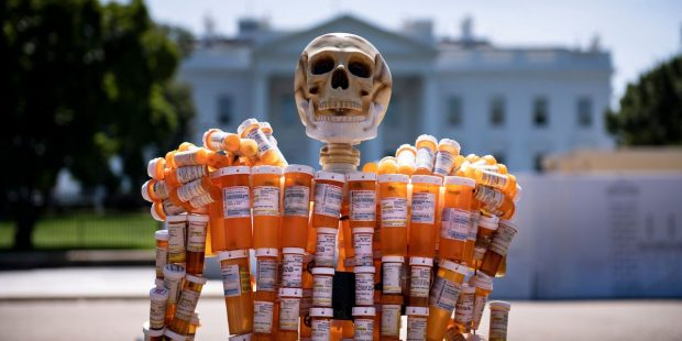 White House releases plan to lower prescription-drug prices